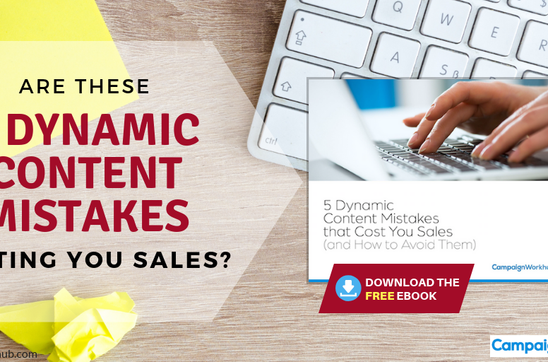 dynamic content mistakes ebook